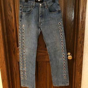 Grommet Jeans
